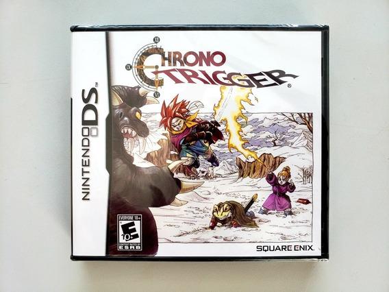 Chrono Trigger Original Nintendo Ds Lacrado