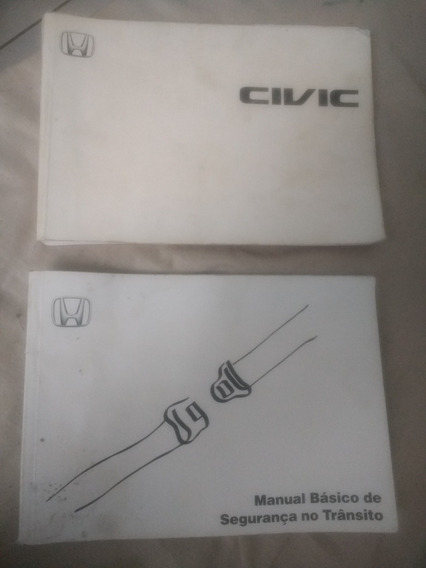 Manual Do Proprietario Honda Civic 2003