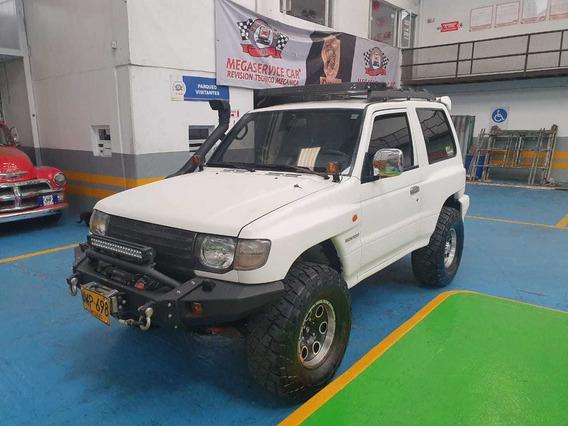 Mitsubishi Montero 3500 24 Valvulas