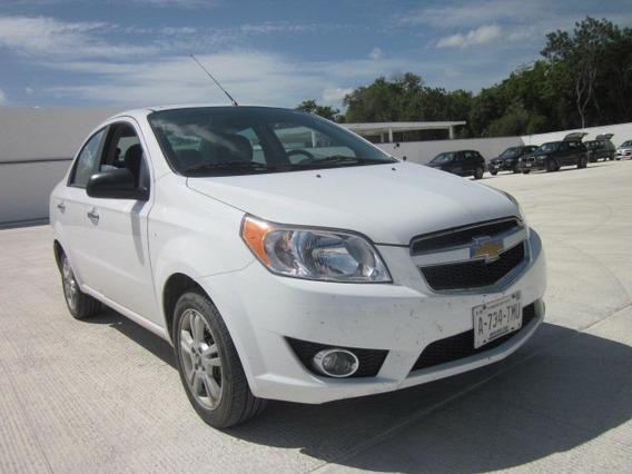 Chevrolet Aveo 2018 Ltz Automatico Cancun Mva 21327692