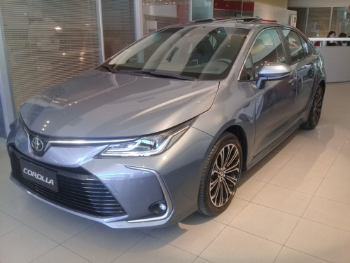 Toyota Corolla Hv Xei Cvt