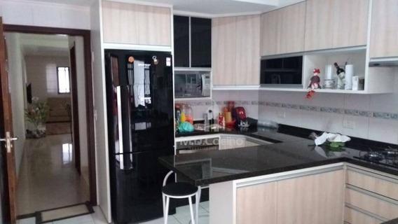 Sobrado Residencial À Venda, Jardim Zaira, Guarulhos. - So0136