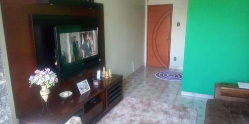 Imagem 1 de 15 de Apartamento Com 2 Quartos, 2 Salas, Varanda  -74m²  - Quintino Bocaiuva - Aea2157