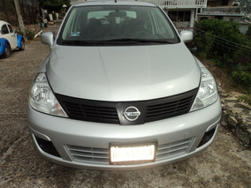 Nissan Tiida 1.8 Sense Sedan Mt 2017