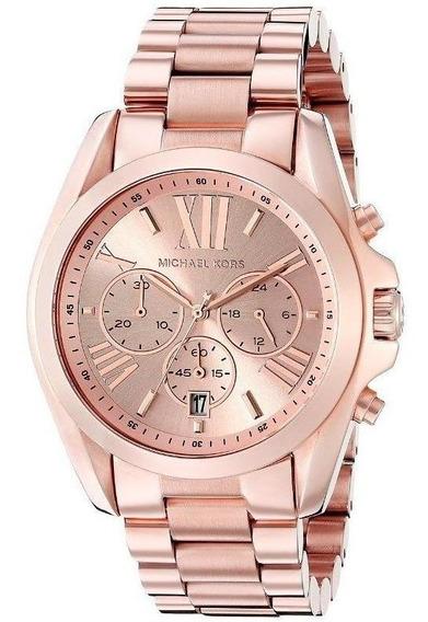 Reloj Michael Kors Mujer Bradshaw Mk5503 Original Importado