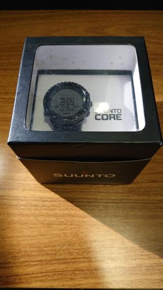 Relógio Digital Suunto Core Regular Black Altímetro/bússola