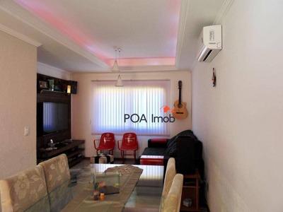 Bela Casa Em Condomínio Para Locação - Ca0585