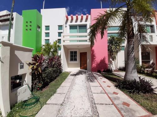 Casa En Renta En Cancun , Av. Las Torres