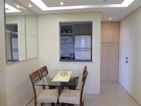 Apartamento Residencial Em Sao Paulo - Sp, Jaguare - Apv1864