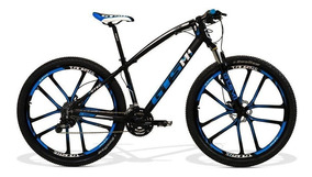 Bicicleta Gts M1 Aro 29 Freio Á Dis I-vtec Mx9 Magnésio 27v