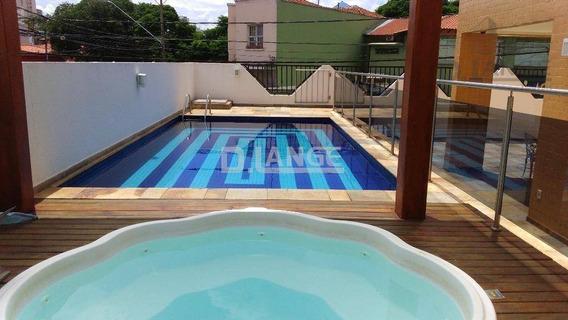 Apartamento Com 3 Dormitórios Para Alugar, 88 M² Por R$ 1.300,00/mês - Jardim Guanabara - Campinas/sp - Ap15463