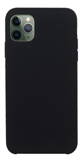 Funda Silicone Case Soft iPhone 11 Pro Max Negro