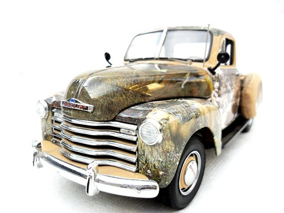Chevrolet Pickup 1953 The Danbury Mint Raridade 1/24 Usado