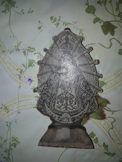 Virgen De Luján 10 X 5 Cm