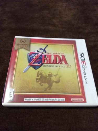 The Legend Of Zelda Ocarina Of Time 3d - Nintendo 3ds