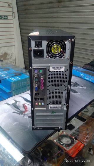 Computador Barato Core 2 Duo 4 Gb De Ram 160 Hd