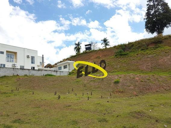 Terreno Com Ótima Topografia Em Um Dos Melhores Condomínios Da Região De Granja Viana - Te0639