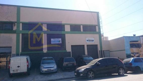 Comercial Para Aluguel, 0 Dormitórios, Pari - São Paulo - 594