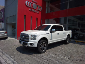 Ford Lobo 3.5 Doble Cabina Plinum Limited At 2017
