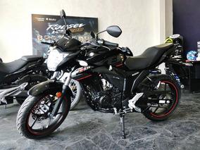 Suzuki Gixxer 150 0km Precio Ahora 12 Financiacion Sólo Dni