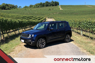 Jeep Renegade Longitude 4x4 - 2019
