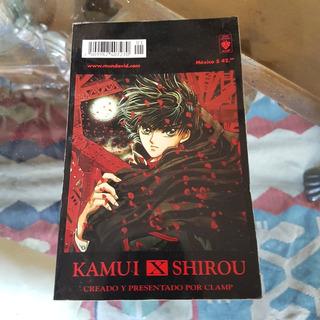 Libro Historieta De X Kamui Shirou Anime Otaku