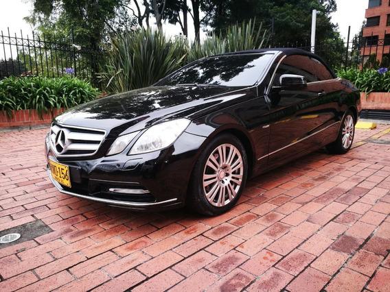 Mercedes Benz E200 Cabriolet