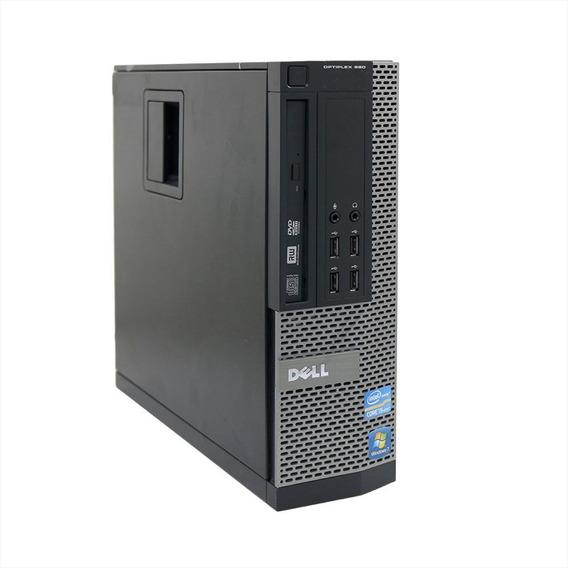 Desktop Dell Optplex Mini 990 4gb 160gb - Usado