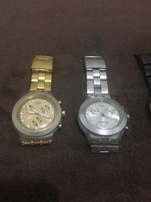 Vendo Coleção De Relógios Swatch Full Blooded Original