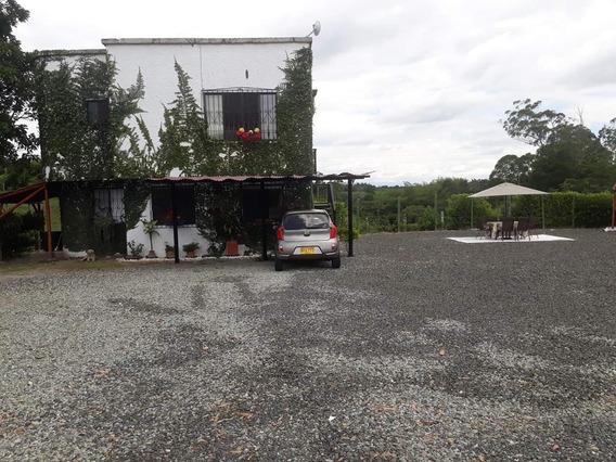 Lote Con Casa De 1270 Mt2 Vía Quimbaya A Panaca