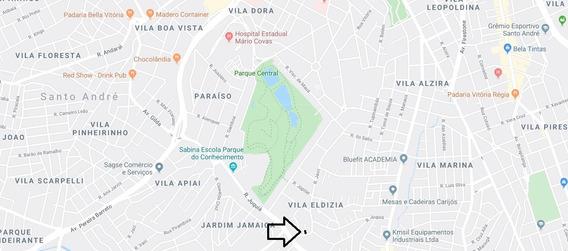 Terreno Próx. Parque Central, Santo André, 180m²