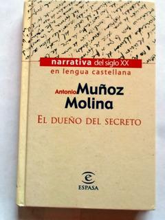 Narrativa Del Siglo Xx, El Dueño Del Secreto