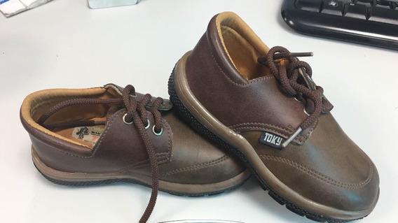 Zapatos Para Niños Talla 23