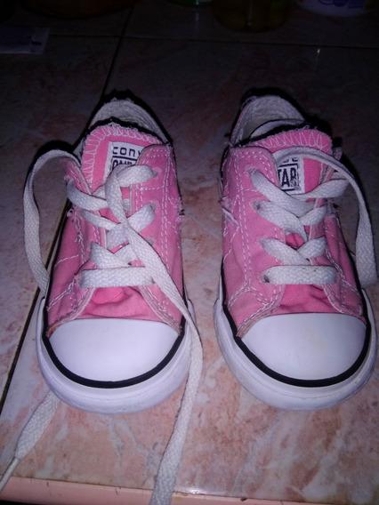 Zapatos Converse Para Niña Talla 22