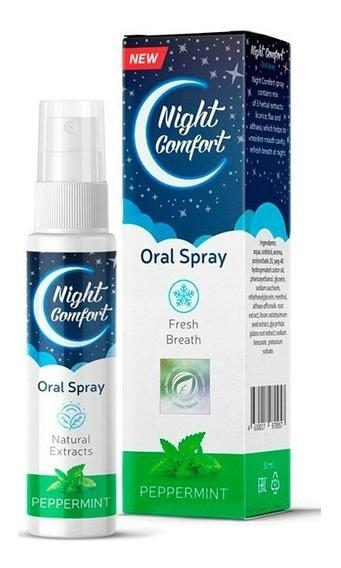 Spray Oral Anti Ronquidos Dejar De Roncar