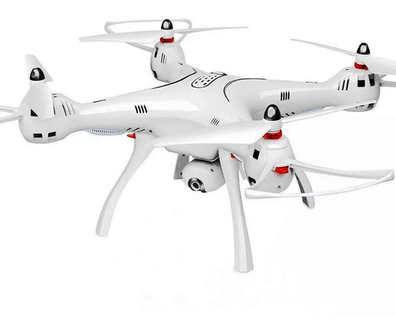 Drone Syma X8 Pro Gps Câmera Hd C/ Wifi Atualizado Manual Br