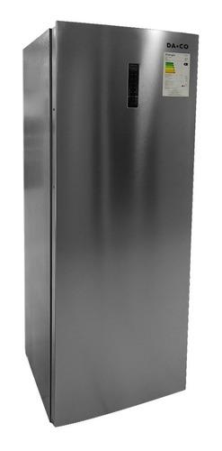 Freezer Congelado Damasco Dcfv24 234 Litros Acero Inoxidable