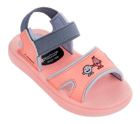 Rider Basic Sandal Baby Rosa