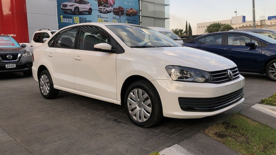 Volkswagen Vento 2019 Startline Tiptronic