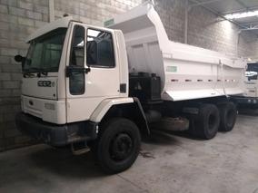 Caminhão Basculante, Ford Cargo, 6332e 6x4 Ano 2011