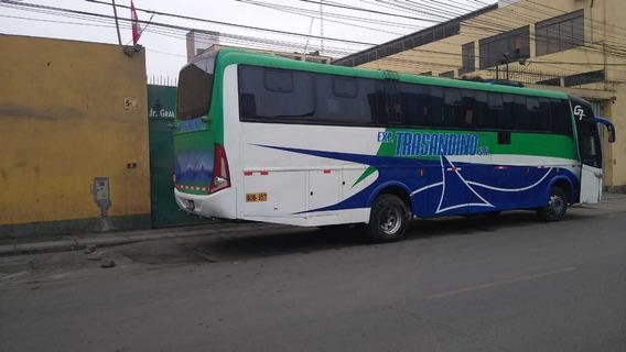 Se Vende Bus Interprovincial Marca Mercedes Benz Año 2012 C