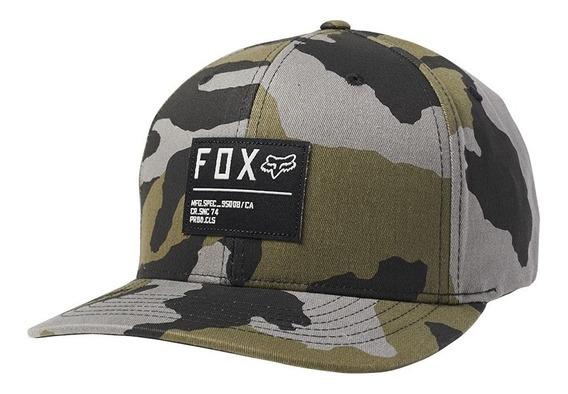 Gorra Fox Flexfit Non Stop Camo