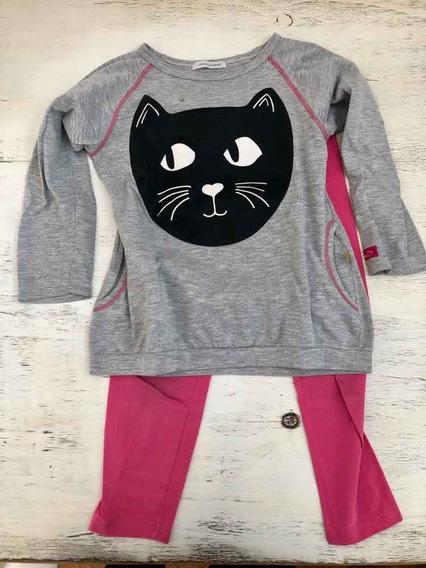 Pijama Minicuore Talle 6 Nena.