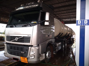 Volvo Fh 540 2014 6x4 Globetrotter