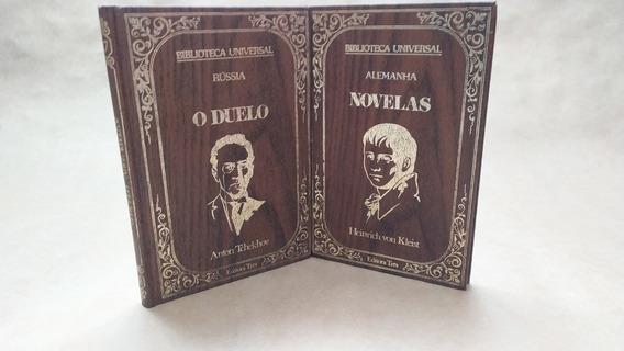 Lote 10 - Coleção Biblioteca Universal - Editora Três