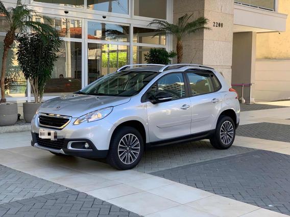 Peugeot 2008 2018 1.6 16v Allure Flex Aut. 5p