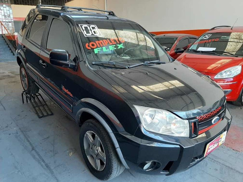 Ford Ecosport 2008 1.6 Xlt Freestyle Flex 5p
