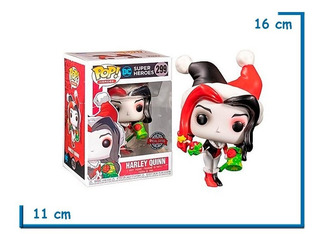 Funko Pop! 299 Harley Quinn Dc Wrapped Bomb Special - Candos
