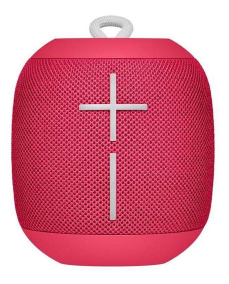Caixa De Som Bluetooth Ue Wonderboom Ultimate Ears Raspberry