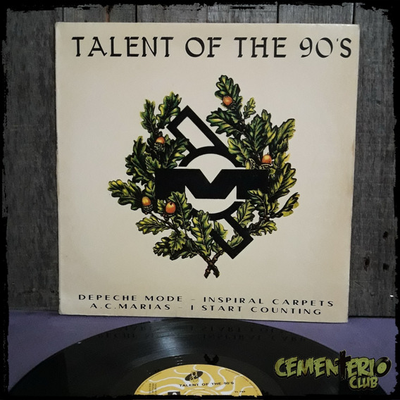 Abr Discos - Talent Of The 90